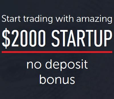 InstaForex 2000 StartUp